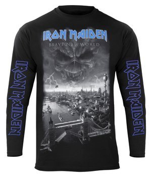 bluza rozpinana z kapturem IRON MAIDEN - THE TROOPER