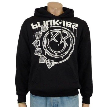 bluza  z kapturem BLINK 182 - STAMP