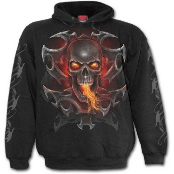 bluza z kapturem FIRE DRAGON