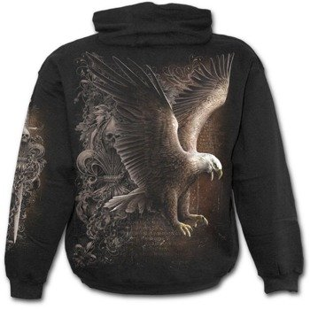 bluza z kapturem WINGS OF FREEDOM