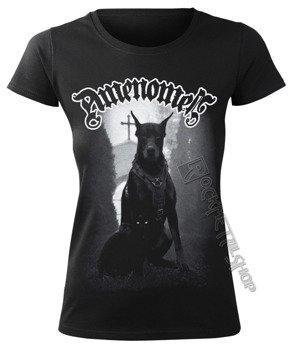 bluzka damska AMENOMEN - DOG AND CAT (OMEN079DA)