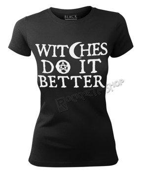 bluzka damska BLACK CRAFT - WITCHES DO IT BETTER