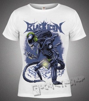 bluzka damska BLACK ICON - ALIEN (DICON132 WHITE)