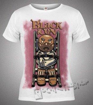 bluzka damska BLACK ICON - HANNIBAL COOKIES (DICON135 WHITE)