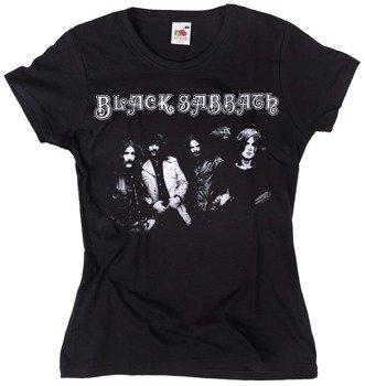 bluzka damska BLACK SABBATH - BAND