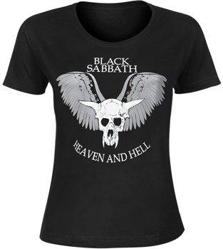 bluzka damska BLACK SABBATH - HEAVEN AND HELL