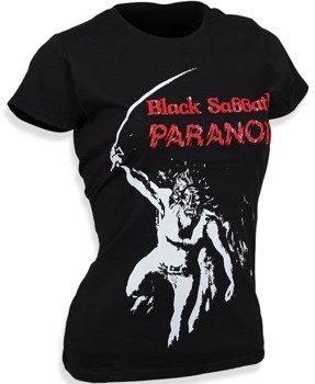 bluzka damska BLACK SABBATH - PARANOID