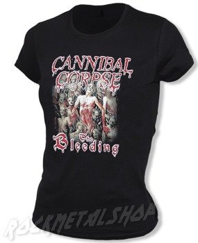 bluzka damska CANNIBAL CORPSE - THE BLEEDING