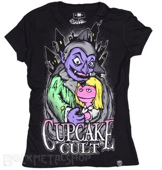 bluzka damska CUPCAKE CULT - COUNT TWILIGHT