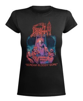 bluzka damska DEATH - SCREAM BLOODY GORE