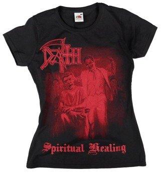 bluzka damska DEATH - SPIRITUAL HEALING