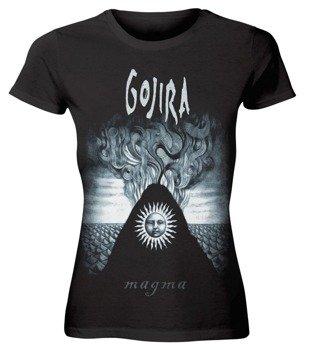 bluzka damska GOJIRA - MAGMA