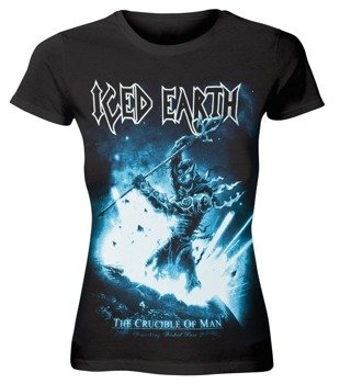 bluzka damska ICED EARTH - THE CRUCIBLE OF MAN