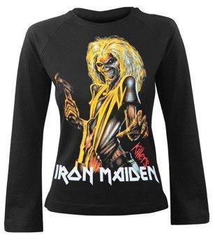 bluzka damska IRON MAIDEN - KILLERS z długim rękawem