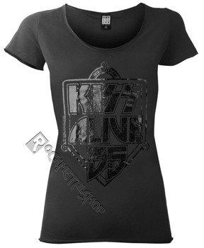 bluzka damska KISS - K 35 BLACK