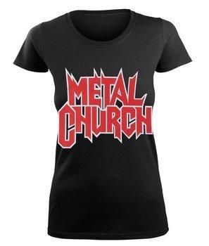 bluzka damska METAL CHURCH - LOGO