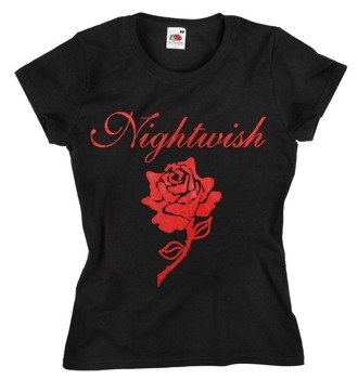 bluzka damska NIGHTWISH - RED ROSE