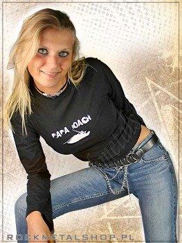 bluzka damska PAPA ROACH długi rękaw rozszerzany