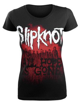 bluzka damska SLIPKNOT - ALL HOPE IS GONE