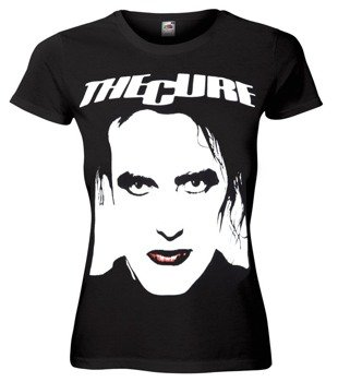 bluzka damska THE CURE - ROBERT SMITH FACE