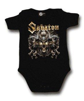 body dziecięce  SABATON - METALIZER