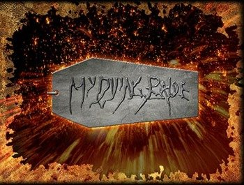 brelok MY DYING BRIDE - LOGO