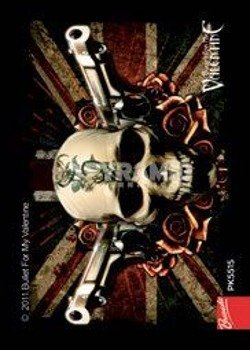 brelok do kluczy BULLET FOR MY VALENTINE (SKULL)