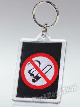 brelok do kluczy NO SMOKING