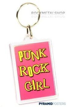 brelok do kluczy PUNK - PUNK ROCK GIRL (PK4493)