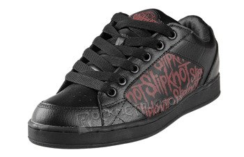 buty DRAVEN - SLIPKNOT SUBLIVAL black/red