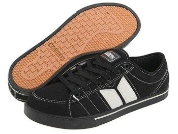 buty MACBETH - MANCHESTER (BLACK/CEMENT) 09'