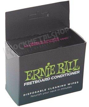 chusteczki do podstrunnicy (6 szt.) ERNIE BALL WONDER WIPES 4276