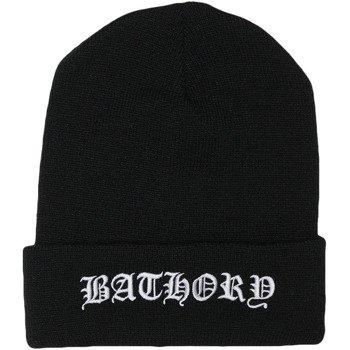 czapka BATHORY - LOGO, zimowa