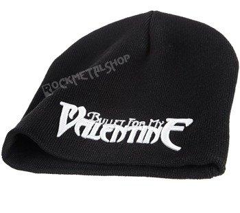 czapka BULLET FOR MY VALENTINE - LOGO, zimowa