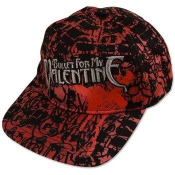 czapka BULLET FOR MY VALENTINE - PISTOL SPRAY