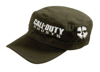 czapka CALL OF DUTY - GHOST oliwkowa
