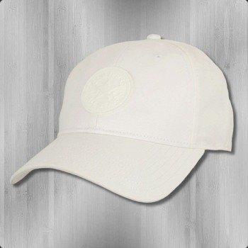 czapka CONVERSE - CORE MONOCHROME CANVAS WHITE