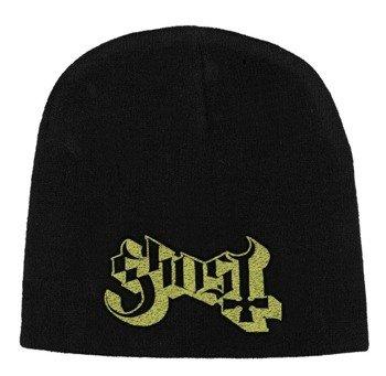 czapka GHOST - LOGO, zimowa