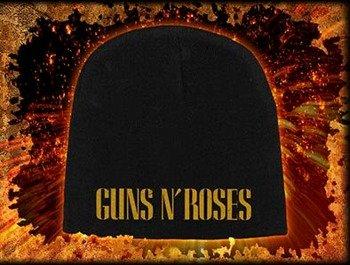 czapka GUNS N' ROSES, zimowa