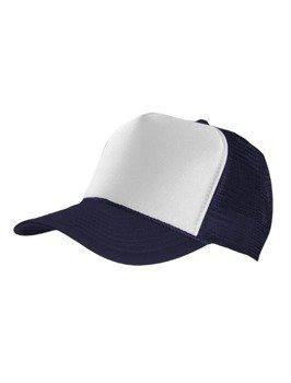 czapka MASTERDIS - BASEBALL CAP TRUCKER, navy/white