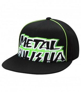 czapka METAL MULISHA - FRACTION GREEN