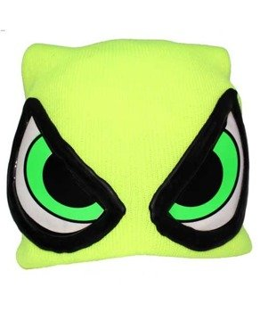czapka zimowa COUCH - EVIL EYE  (YELLOW)