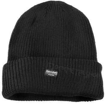 czapka zimowa CZARNA THINSULATE
