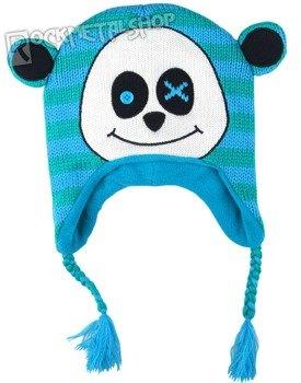 czapka zimowa FREAKS AND FRIENDS - PANDA LAPLANDER