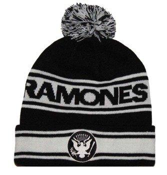 czapka zimowa RAMONES
