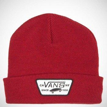 czapka zimowa VANS - MILFORD CHILI PEPPER