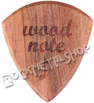 drewniana kostka do gitary WOODNOTE Tinyshield - ORZECH BOLIWIJSKI