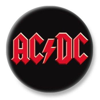 duży kapsel AC/DC - LOGO
