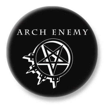 duży kapsel ARCH ENEMY - LOGO