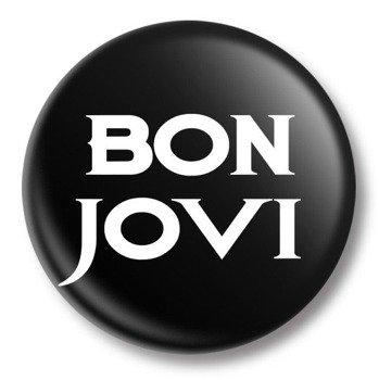 duży kapsel BON JOVI - LOGO